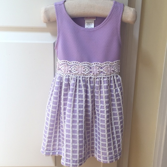 Youngland Other - Adorable Lavender Youngland Girl's Dress size 2T